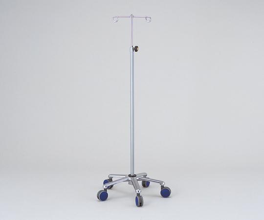MRI室用ガートル台アルミ製 5脚3.0T(テスラ)対応