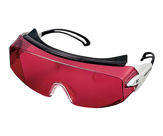 レーザー保護めがね 1-3805-06 RS-80 SC3 1眼式