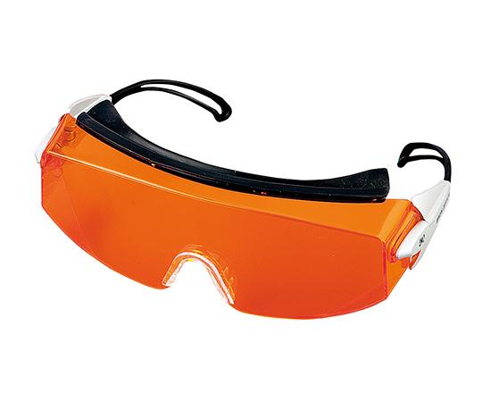 レーザー保護めがね 1-3805-02  RS-80 AR 1眼式