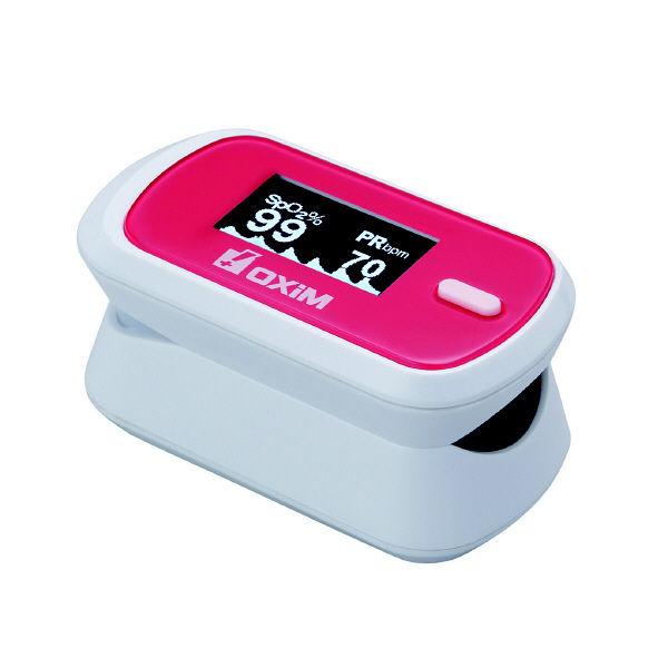 OXIシリーズ オキシガールS-126G  パルスオキシメーター 血中酸素濃度計 心拍計/有機EL