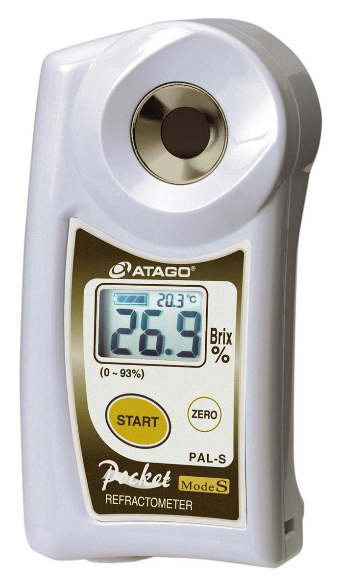 アタゴ ポケット糖度・濃度計 PAL-S