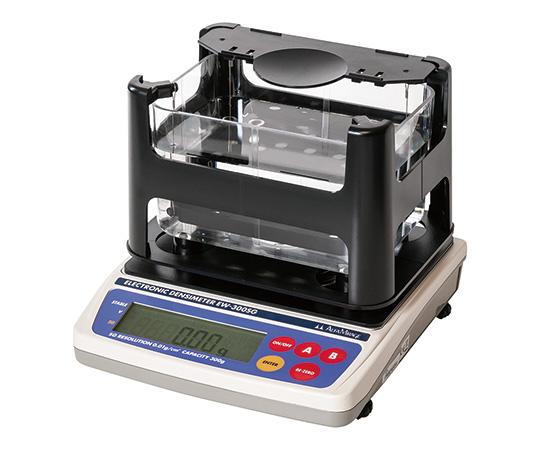 高精度電子比重計 0.01~300g EW-300SG 1-8709-01