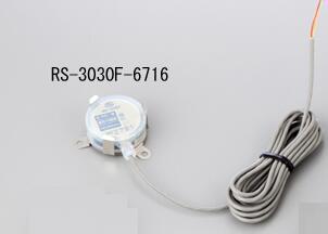防爆型漏液センサー 検知部 ステンレス(SUS301)  RS-3030F-6716  1-2363-01