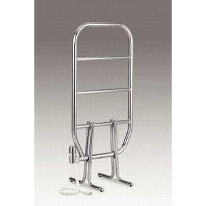 Morinaga towel warmer 80W, independence type chrome silver made in Sweden