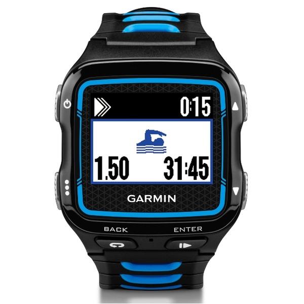GARMIN(ガーミン) Fore Athlete920XTJ BlackBlue【日本正規品】117432