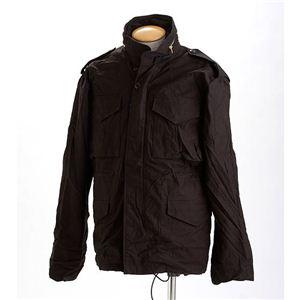 米軍 M-65 フィールドジャケット ブラック S 【 レプリカ 】