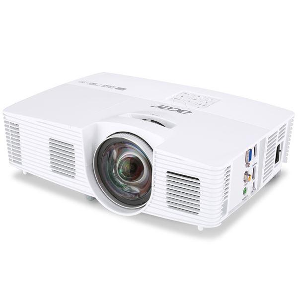 Acer 短焦点フルHDプロジェクター(1080p/1920x1080/3000ANSIlm/2.5kg/DLP方式) H6517ST