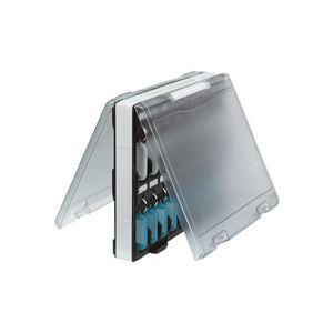 コクヨ キーファイルダブル(KEYSYS) 透明フタタイプ 36個吊 KFB-DA4T 1個