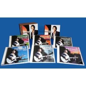 アイ・ジョージ 全集 【CD6枚組 全97曲】 カートンボックス収納 別冊歌詞・解説ブックレット 〔ミュージック 音楽〕