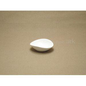 白い器 楕円鉢 ホワイト (超極小) SSSサイズ (6個セット)