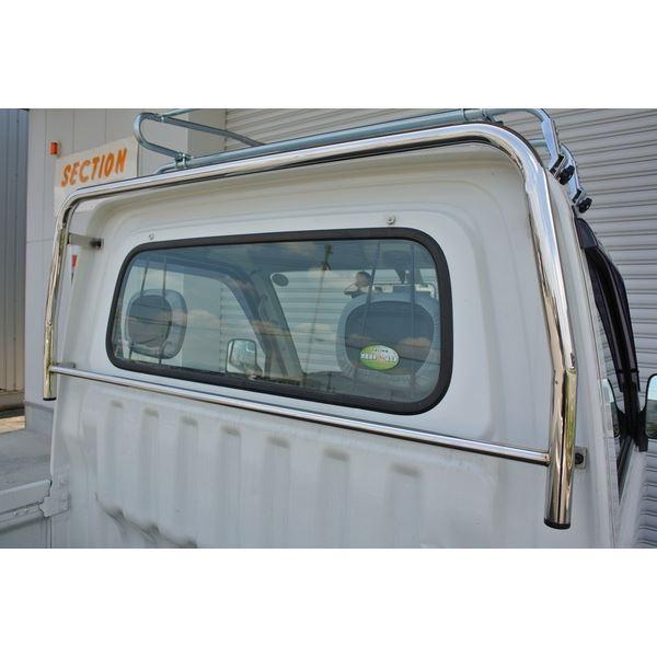 ハイゼットトラック S201P/S211P ステンレス製 鳥居 シルクロード 821-O43