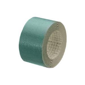 (業務用50セット) プラス 製本テープ/紙クロステープ 【50mm×12m】 裏面方眼付き AT-050JC 緑