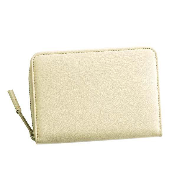 Maison Margiela(メゾン マルジェラ) 2つ折小銭付き財布 S35UI0416 103 DIRTY WHITE