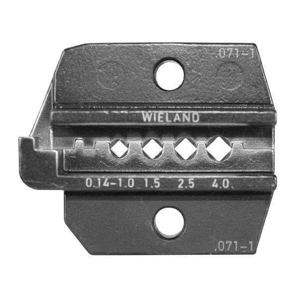 55%以上節約 624 クリンピングダイス 624 071-1[Wieland]:アスリートトライブ RENNSTEIG(レンシュタイグ) 3 0 071-1-DIY・工具