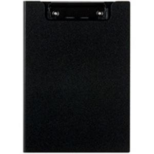 (業務用100セット) セキセイ クリップファイル FB-2015 A5E ブラック