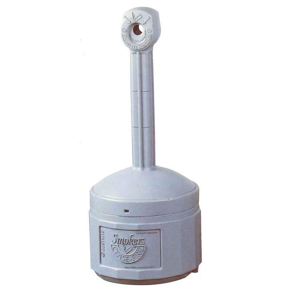 (業務用2セット)シースファイア スタンド灰皿 直径420mmx高さ980mm J26800 グレー(灰) 〔業務用/家庭用/屋外/ガーデン/庭〕