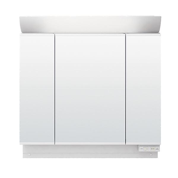 LIXIL INAX (リクシル イナックス) K1シリーズ ミラーキャビネット三面鏡全収納タイプ MK1X2-903TXU