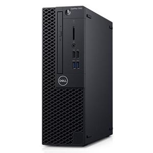 DELL OptiPlex 3060 SFF(Win10Pro64bit/8GB/Corei3-8100/1TB/SuperMulti/VGA/1年保守/Officeなし)