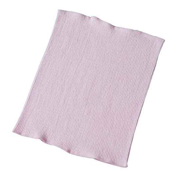 ゆったりシルク腹巻 ピンク