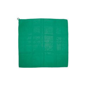 (まとめ)アーテック カラースカーフ 700×700mm ポリエステル製 ループ付き グリーン(緑) 【×30セット】