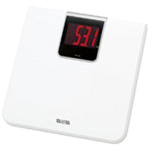 (業務用10セット) タニタ デジタルヘルスメーター HD-395-WH