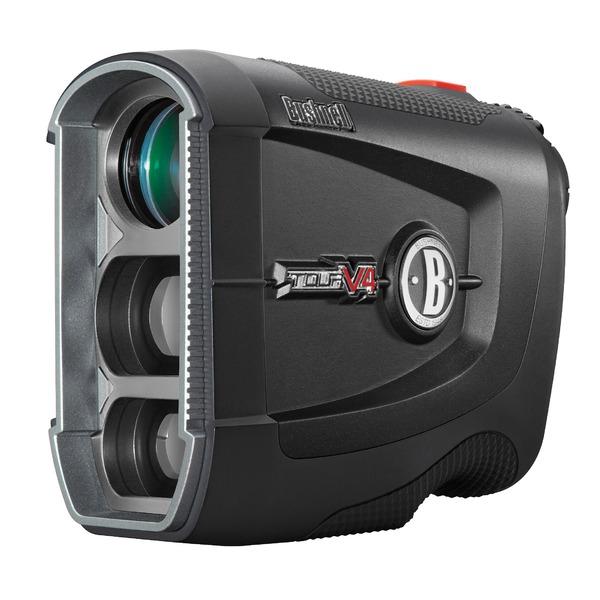 ゴルフ用レーザー距離計 ブッシュネル ピンシーカーツアーV4ジョルト 距離のみバージョン【日本正規品】【軽量159g】
