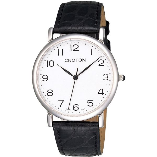 CROTON(クロトン)  腕時計 3針 RT-125M-3