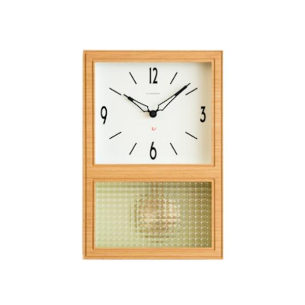 CHAMBRE PENDULUM CLOCK【OAK】