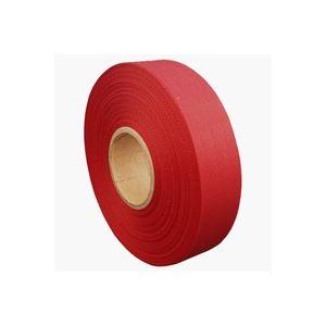 (業務用20セット) ジョインテックス カラーリボン赤 12mm*25m 10個 B812J-RD10