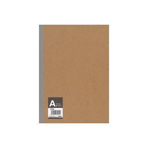(業務用500セット) アピカ 無地表紙ノート セミB5 A罫 NT8A