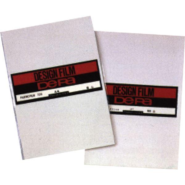 (まとめ)アーテック DE-PAデザインフィルムFT-100B4 50枚組 【×5セット】