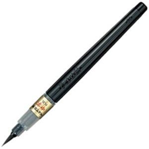 (業務用100セット) ぺんてる 筆ペン XFL2L 中字