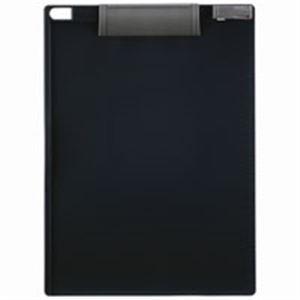 (業務用50セット) ソニック クリップボード CB-361-GD A4E 黒