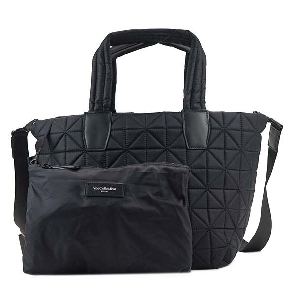 BEECOLLECTIVE(ビーコレクティブ )トートバッグ 101-201-304 BLACK