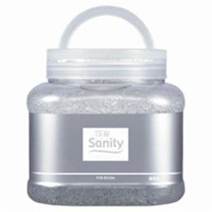 (業務用30セット) エステー サニティ業務用消臭剤 1.7kg 無香料