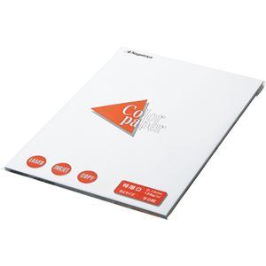 (まとめ) 長門屋商店 Color Paper B4 特厚口 白 ナ-2401 1冊(50枚) 【×10セット】