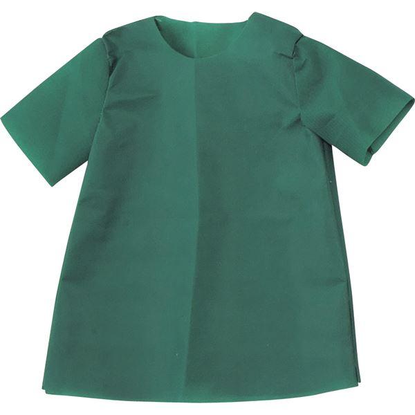 (まとめ)アーテック 衣装ベース 【J シャツ】 不織布 グリーン(緑) 【×30セット】