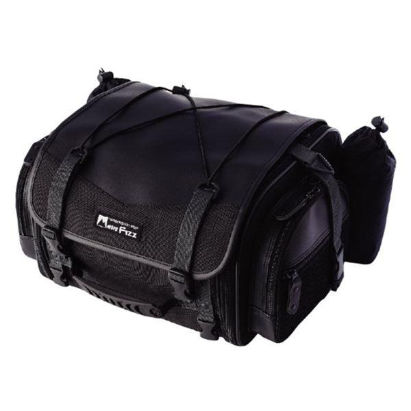 【訳あり・在庫処分】MFK-100 ミニフィールドシート バッグ ブラック 【バイク用品】