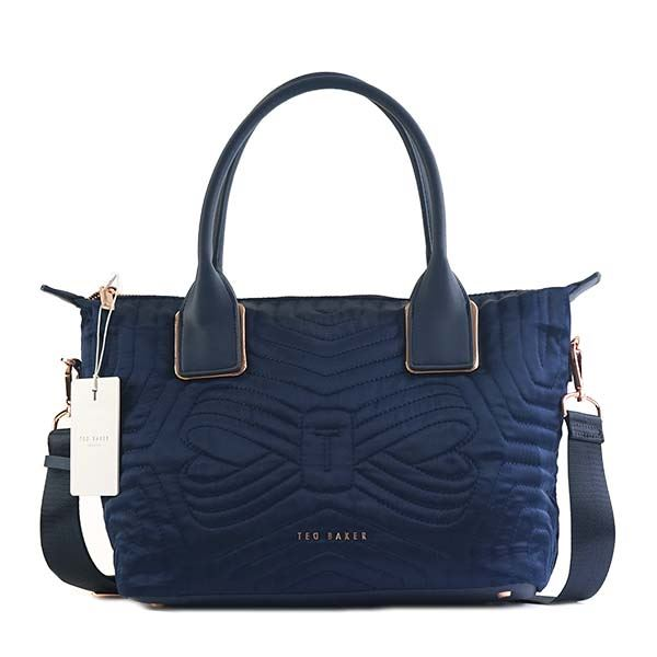 TED BAKER(テッドベーカー) トートバッグ 143258 10 NAVY