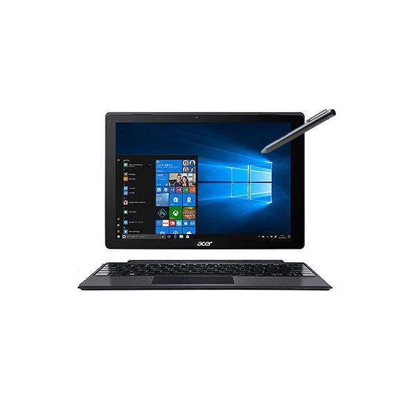 Acer SW512-52P-F58U (Core i5-7200U/8GB/256GBSSD/12.0/2in1/Windows 10 Pro64bit/指紋認証/マルチタッチ/ペン付/KB付/ドライブなし/1年保証/Officeなし)