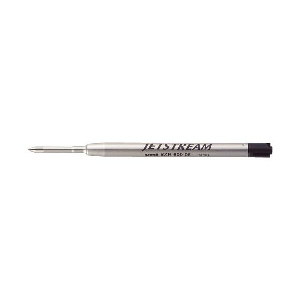 (まとめ)三菱鉛筆 JETSTREAMプライム替芯0.5mm 黒【×50セット】
