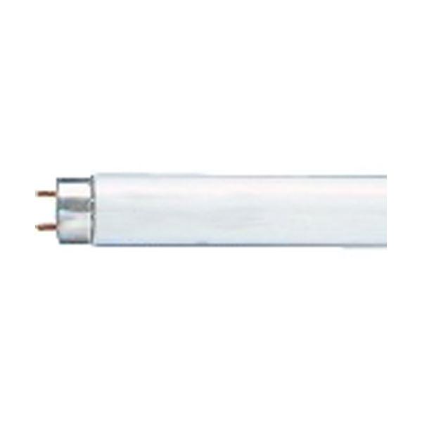 (まとめ)Panasonic 蛍光灯 15W直管 FL15WF 白色 1本【×50セット】