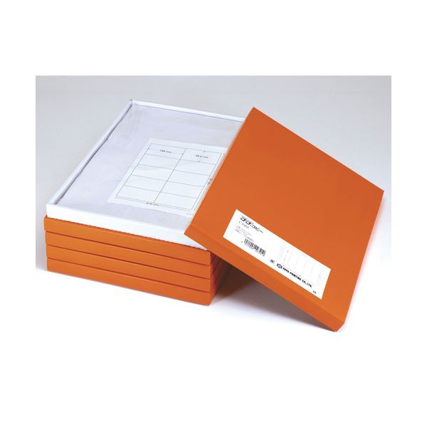 東洋印刷 ナナワード シートカットラベルマルチタイプ A4 65面 38.1×21.2mm 四辺余白付 LDW65K1セット(2500シート:500シート×5箱)