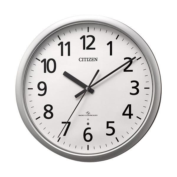 シチズン スリーウェイブ電波時計4MY853-019 1台