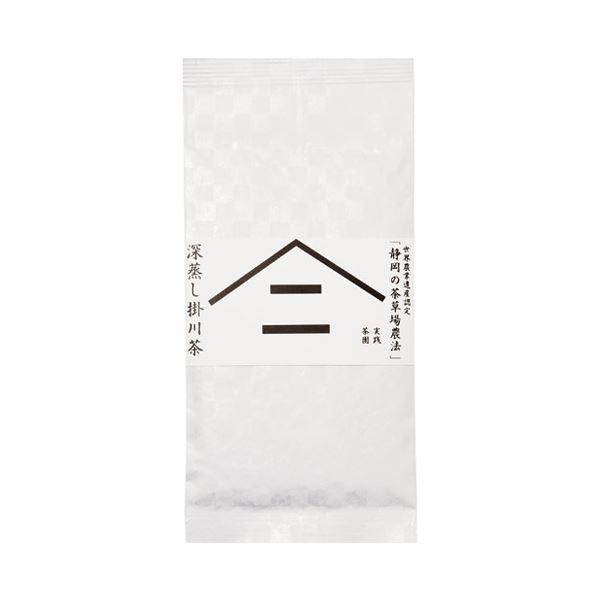 (まとめ)原田園 深蒸し掛川茶ヤマニ 80g【×30セット】