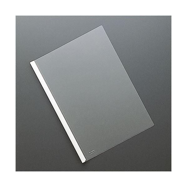 コクヨ レールクリヤーホルダー PETA4タテ 20枚収容 白 フ-TP760NW 1ケース(200冊)