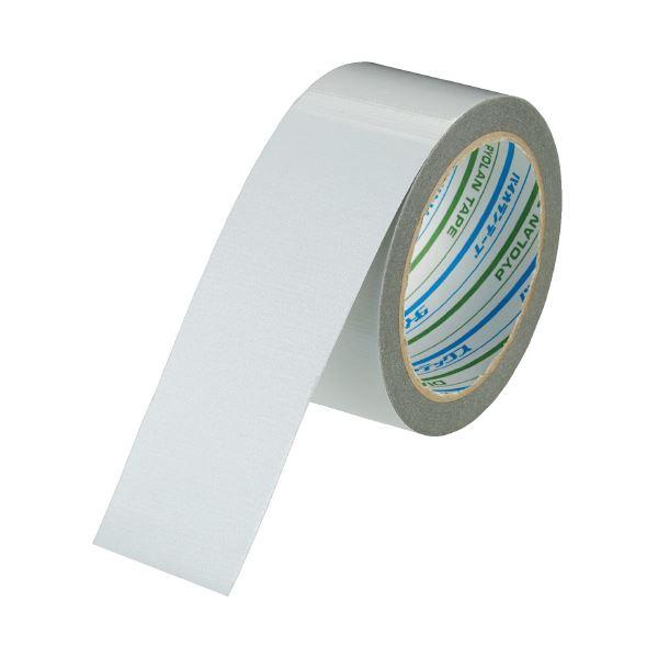 (まとめ)ダイヤテックス 再帰反射テープ 白 50mmX10m RF-30-WH(×2セット)