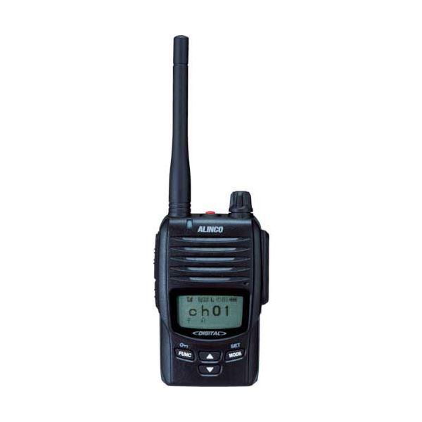 アルインコデジタル登録局無線機5W(RALCWI)大容量バッテリーセット DJDP50HB 1個
