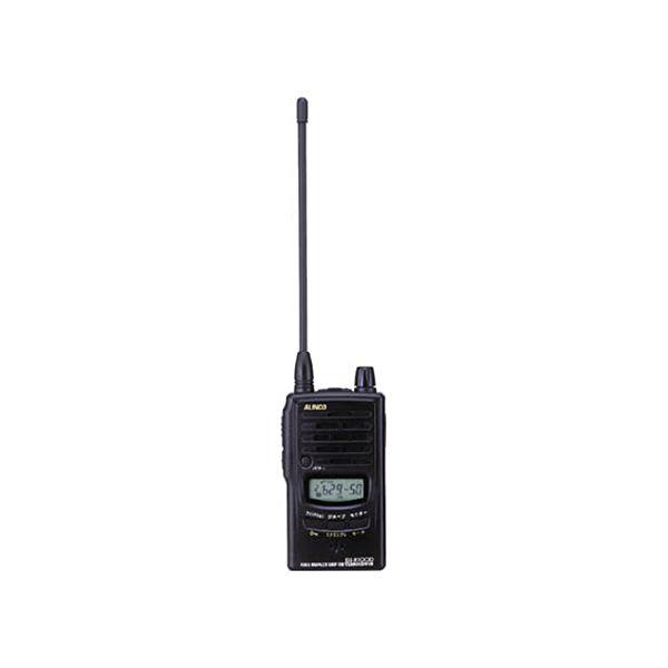 アルインコ 防水特定小電力トランシーバーレピーター/同時通話47CH DJR100DL 1台