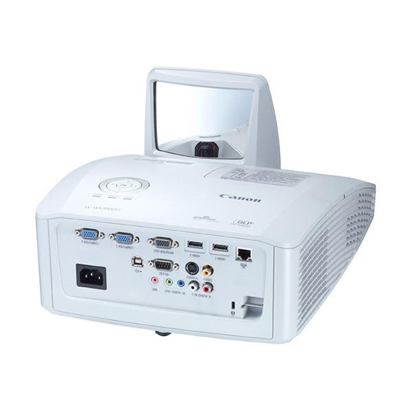 キヤノン POWER PROJECTORLV-WX300UST WXGA 3000ルーメン 0646C001 1台